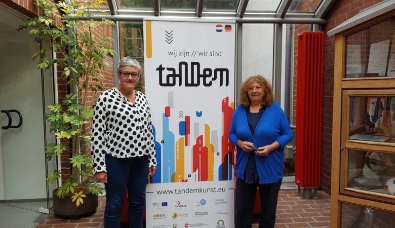 Tandem Marion Tischler & Bertine Bosch